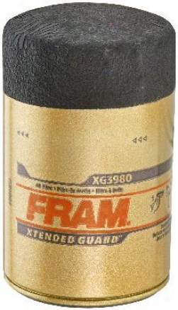 Fram Extended Guard Filters Xg3980 Pontiac Parts