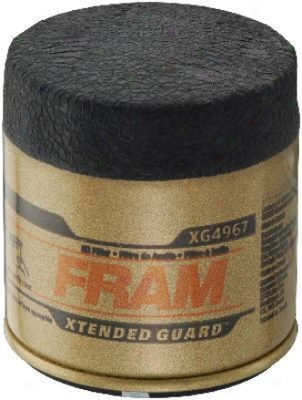 Fram Extended Guard Filters Xg4967 Chevrolet Parts