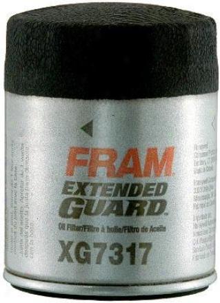 Fram Exteended Guard Filyers Xg7317 Aston Martin Parts