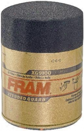 Fram Extended Guard Filterz Xg9100 Chevrolst Parts