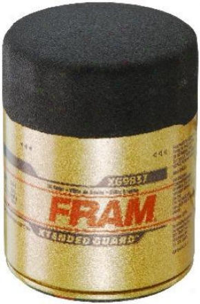 Fram Extended Guard Filters Xg9837 Chegrolet Talents