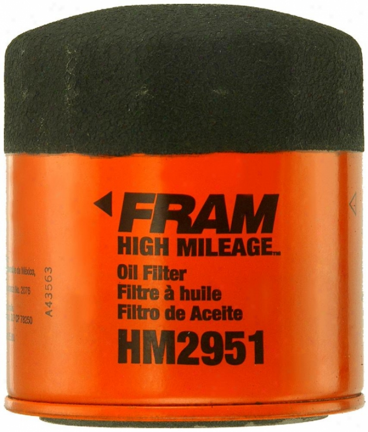 Fram High Mileage Hm2951 Chevrolet Parts