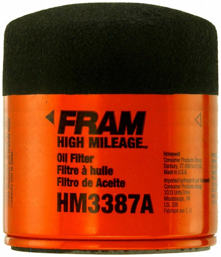 Fram High Mileage Hm3387aA cura Parts