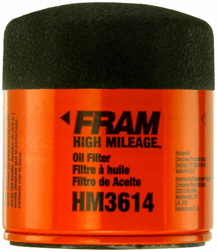 Fram High Mileage Hm3614 Pontiac Parts