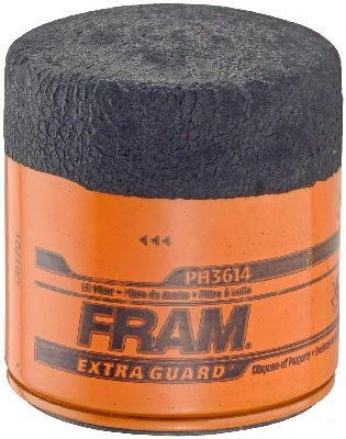 Fram Pro Filters Ph3614 Toyota Parts