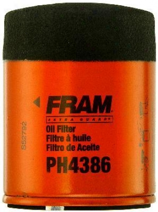 Fram Pro Filters Ph4386 Chevrolet Parts