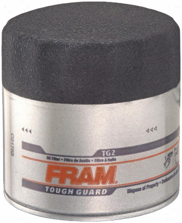 Fram Tough Guard Filters Tg2 Gmc Quarters