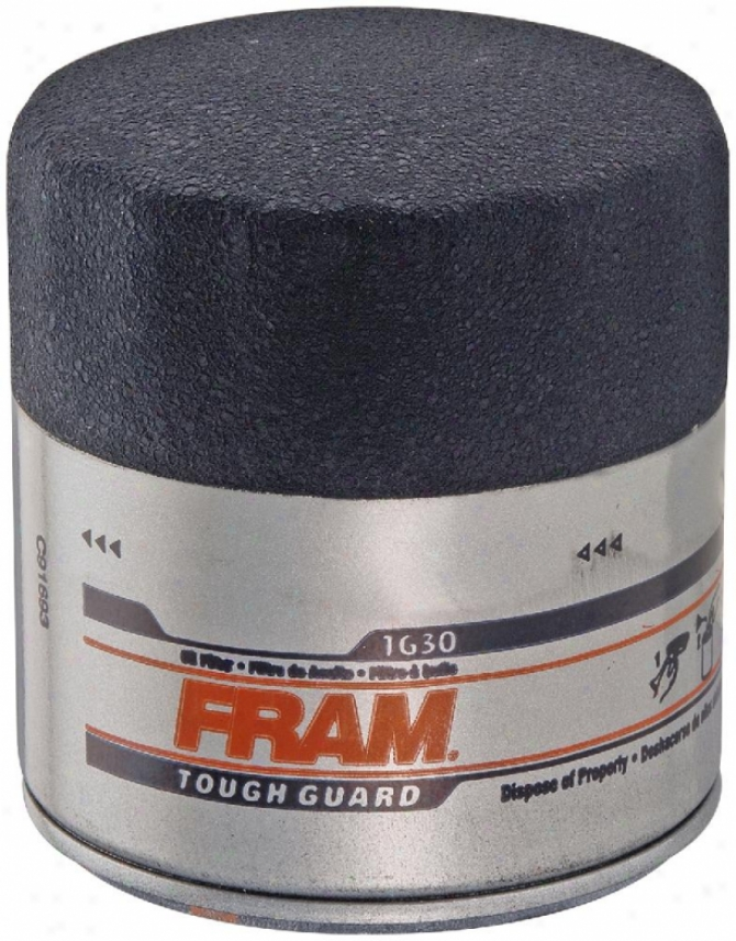 Fram Tough Guard Filters Tg30 Acura Parts