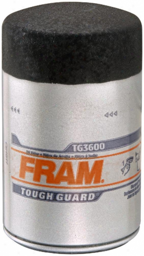 Fram Tough Guard Filters Tg3600 Toyota Quarters