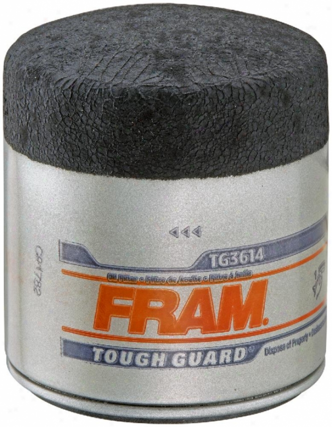Fram Tough Guard Filters Tg3614 Gmc Parts