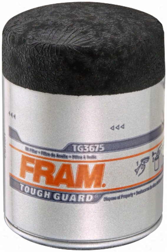 Fram Tough Guard Filyers Tg3675 Pontiac Parts