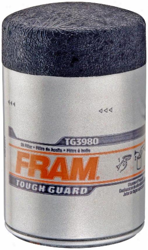 Fram Tough Guard Filters Tg3980 Chevrolet Parts