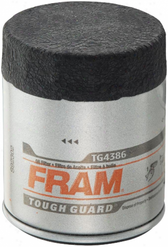 Fram Tough Guard Filters Tg4386 Pontiac Parts