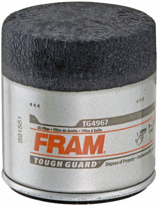 Fram Tough Guard Filters Tg4967 Chevrolet Parts