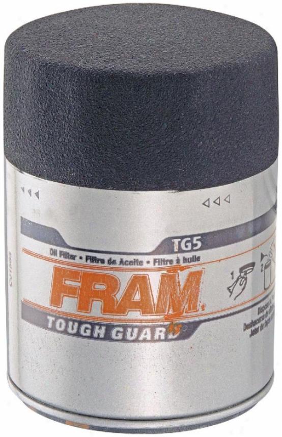 Fram Tough Guard Filters Tg5 Mazda Parts