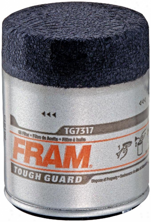 Fram Tough Defence Filters Tg7317 Cadillac Parts