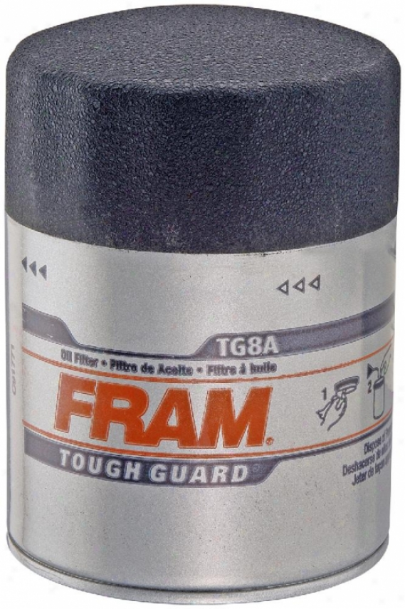 Fram Tough Guard Filters Tg8a Chevrolet Parts