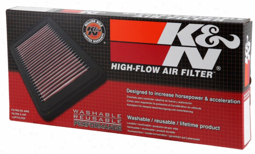 K&n Filter 3321401 Chevrolet Air Filters