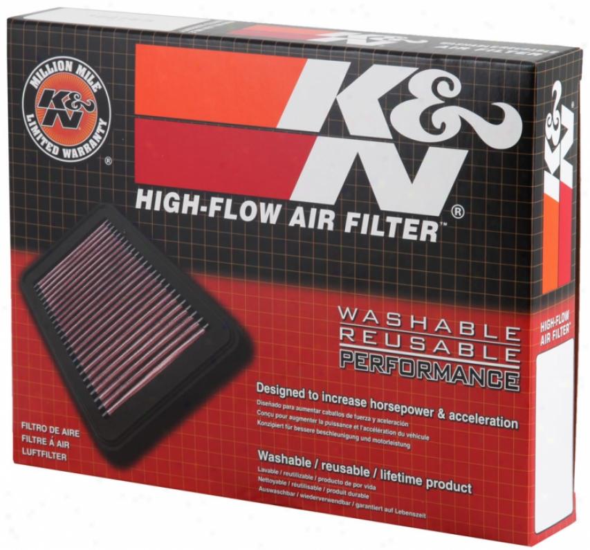 K&n Filter 332310 Cheveolet Air Filters