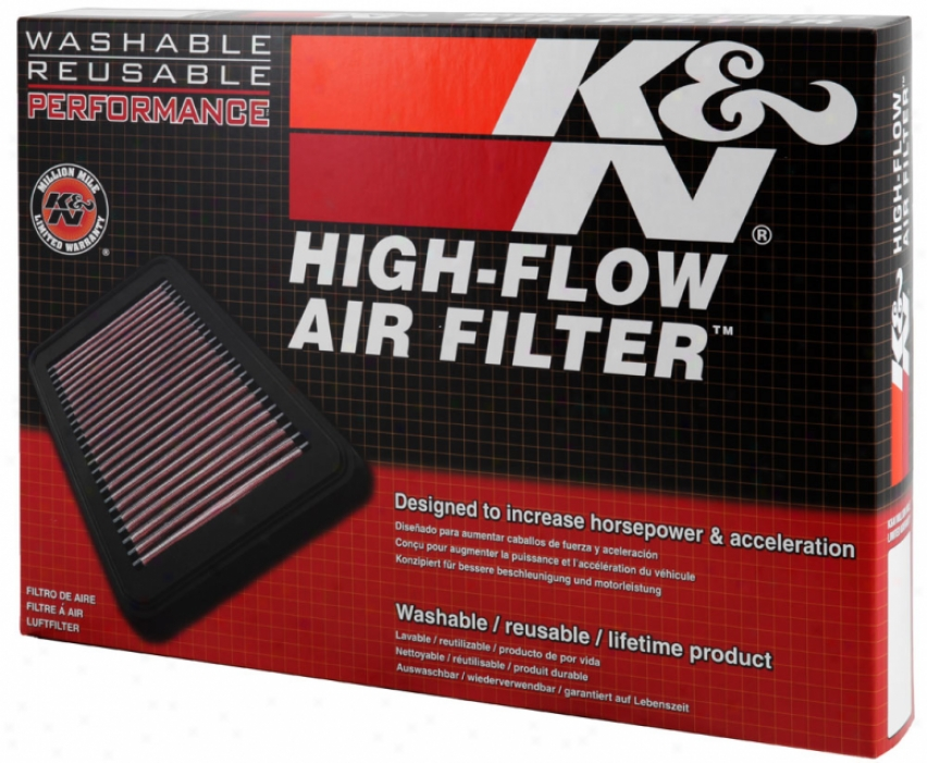 K&n Filter 332319 Chevrolet Air Filters