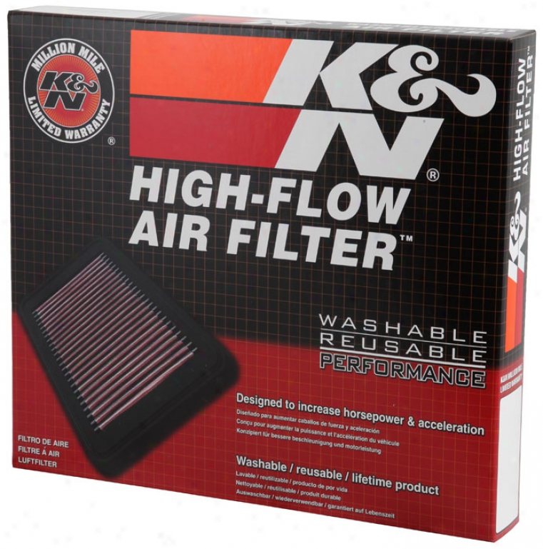 K&n Filter 332334 Saab Air Filters