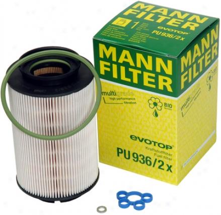 Mannfilter Pu936/2x Audi Quarters