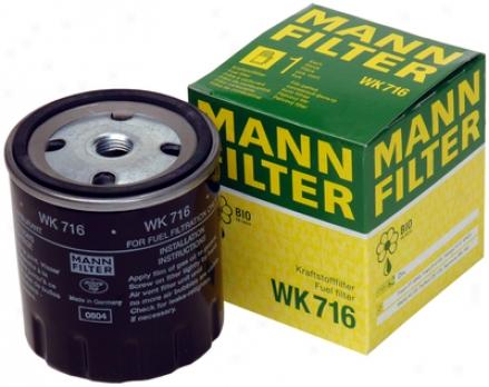 Mannfilter Wk716 Volvo Parts