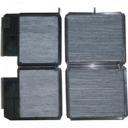 Parts Master Gki 93895 Mercury Cabin Air Filters