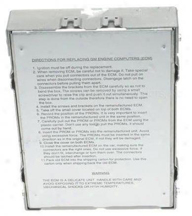 Standard Motor Products Em6156 Gmc Parts