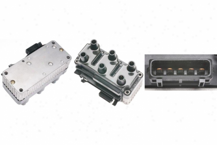 Stabdard Motor Products Uf163 Volvo Parts