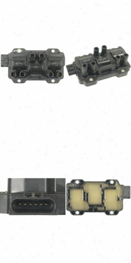 Standard Motor Products Uf434 Jaguar Parts
