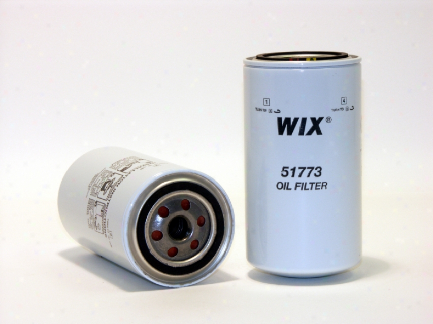 Wix 51773 Alfa Romeo Oil Filters