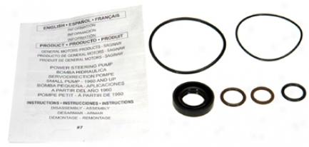 Edelmann 8625 Chevrolet Power Steering Misc.