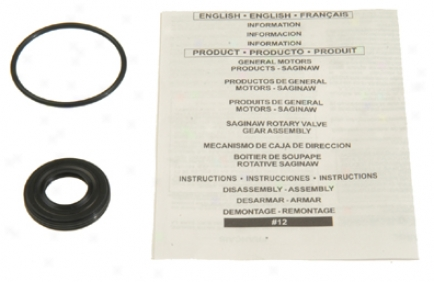 Edelmann 8777 Ford Force Steering Misc.