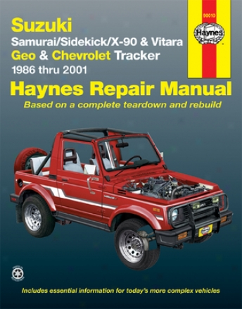 Haynes 90010 Toyota Manual Catlog Price