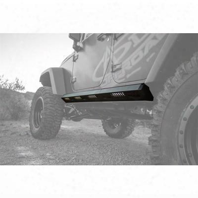 Addictive Desert Designs Stealth Fighter Side Steps (textured Black) - S9515215501na
