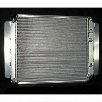 Advance Adapters Aluminum Conversion Radiator For Gm V8 Engines - 716690-aa