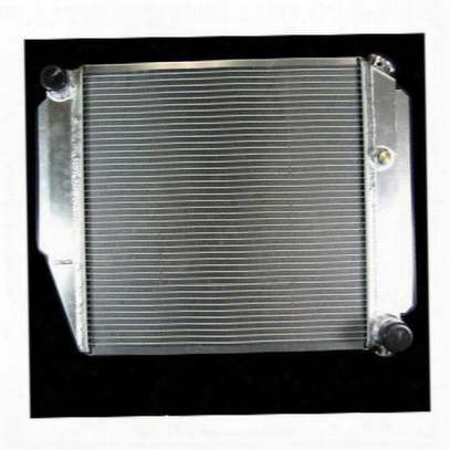 Advance Adapters Aluminum Conversion Radiator For Gm V8 Engine - 716693-aa