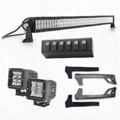 Genuine Packages Led Light Bundle (black) - Ligjk0708