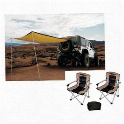 Genuine Packages Shade Camp Bundle - Dyt1