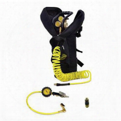 Power Tank 10lb. Track Pack Package B System (yellow) - Tp10-5250-yl