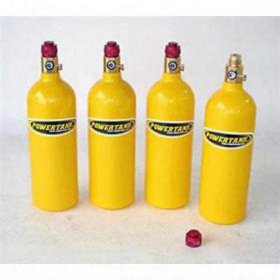 Power Tank 4-pack 20oz. Smart Valve Cylinders - Cyl-2440-yl