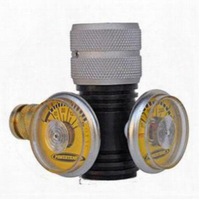 Power Tank Sidearm Comp Regulator - Reg-4012c