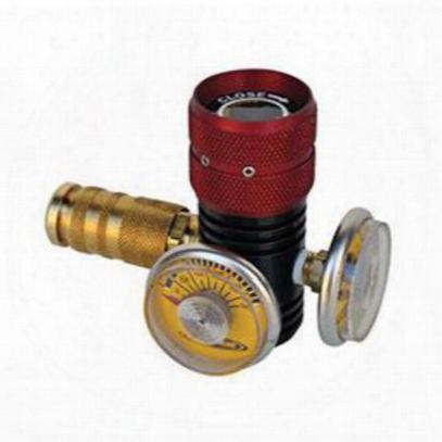 Power Tank Sidearm Pro Regulator - Reg-4012p