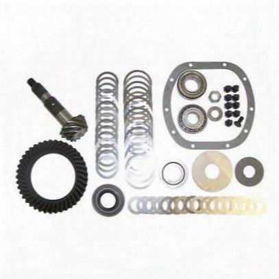 Crown Automtoive Dana 30 Cj Front 3.73 Ratio Ring And Pinion Kit - J0945345