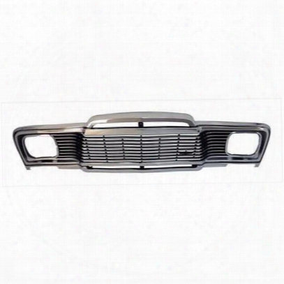 Crown Automotive Grille Insert (chrome) - J5465070