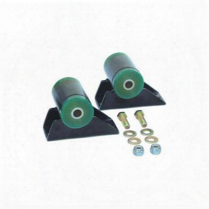Currie Heavy-duty Stock Height Motor Mounts - Ce-9201