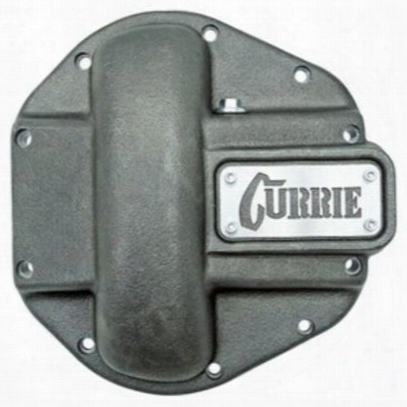Currie Rockjock 44 Iron Diff Cover - 44-1005cp