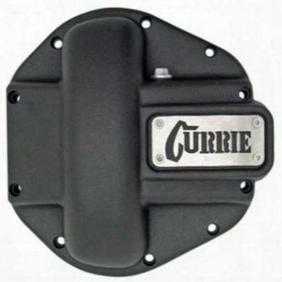 Currie Rockjock 60/70 Iron Diff Cover - 60-1005ctb