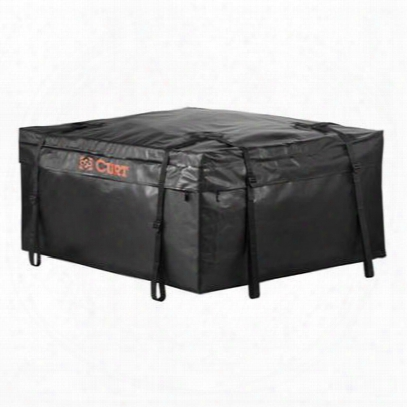 Curt Manufacturing Waterproof Rooftop Carrier Cargo Bag - Crt18220